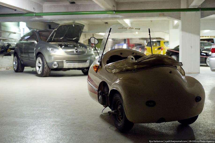 Br 252 Tsch Mopett Amp Opel Gt 1956 Was Made Only 14 Cars