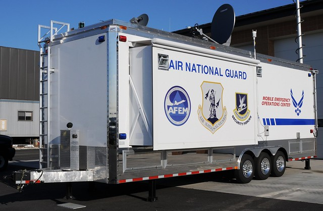 Mobile Emergency Operations Center : Mobile emergency operations center flickr photo sharing