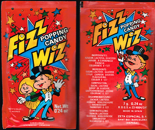 Zeta Espacial - Fizz Wiz - popping candy package - 1980's | by JasonLiebig