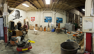 Milwaukee Makerspace Woodshop | by Pete Prodoehl