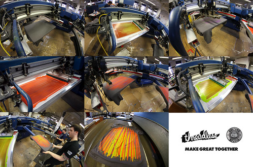 Borealis up on press at  Culture Studio | by Threadless 365