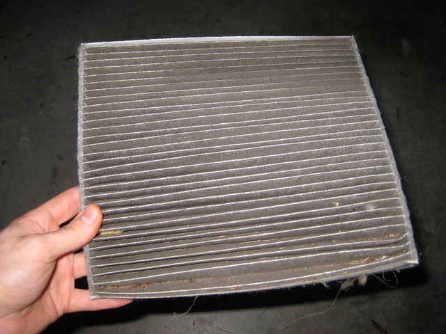 Chevrolet cobalt cabin air filter element flickr photo for 2003 chevy express cabin air filter