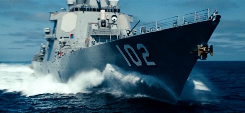 USS Sampson   Battleship  2012    Guardian Screen Images   Flickr
