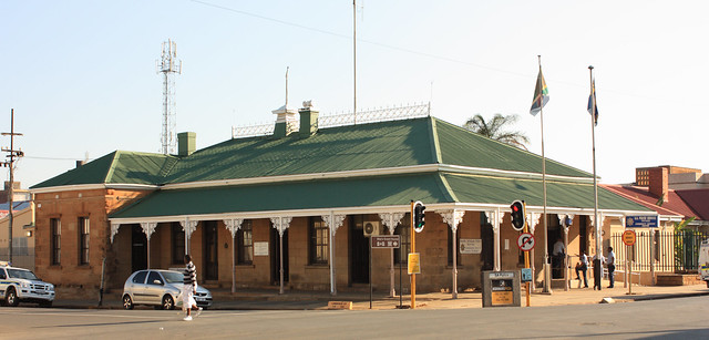 Vryheid South Africa  city images : ... police station Vryheid, South Africa | Flickr Photo Sharing