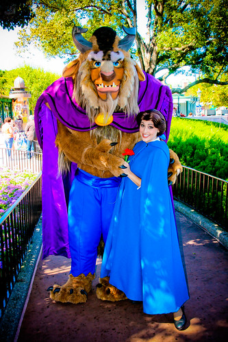 Belle and Beast | by abelle2