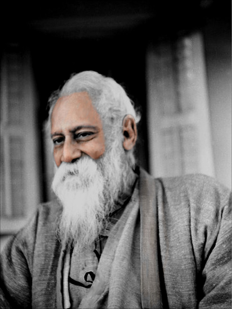 essay on rabindranath tagore for kids