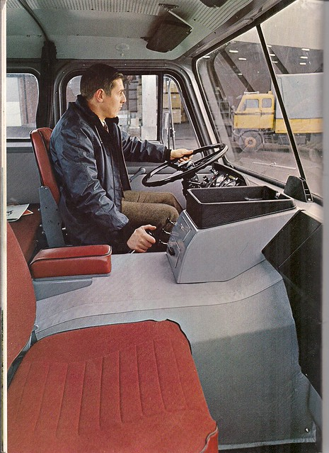 Volvo F88 Cab Interior Flickr Photo Sharing