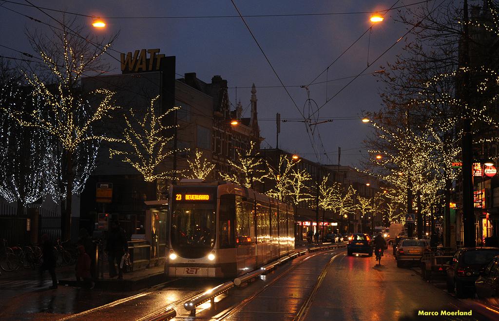 Kerstsfeer In Rotterdam Christmas Atmosphere In Rotterda