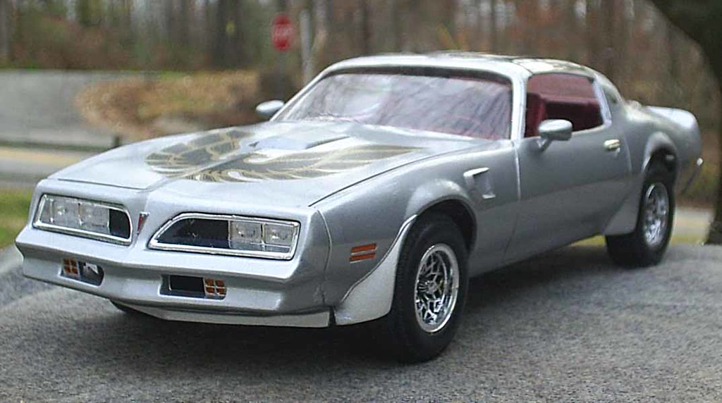 78 Firebird 000 M4 This Is A Step By Step Build And