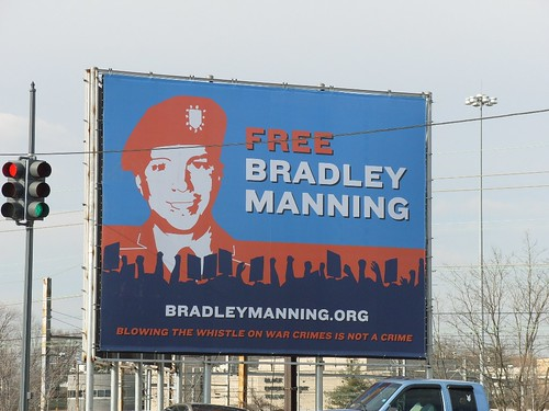 Free Bradley Manning Billboard | by savemanning