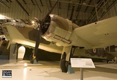 10001 - L8756 - Royal Air force - Bristol 149 Blenheim IVT Bolingbroke - 080203 - RAF Museum Hendon - Steven Gray - IMG_7403