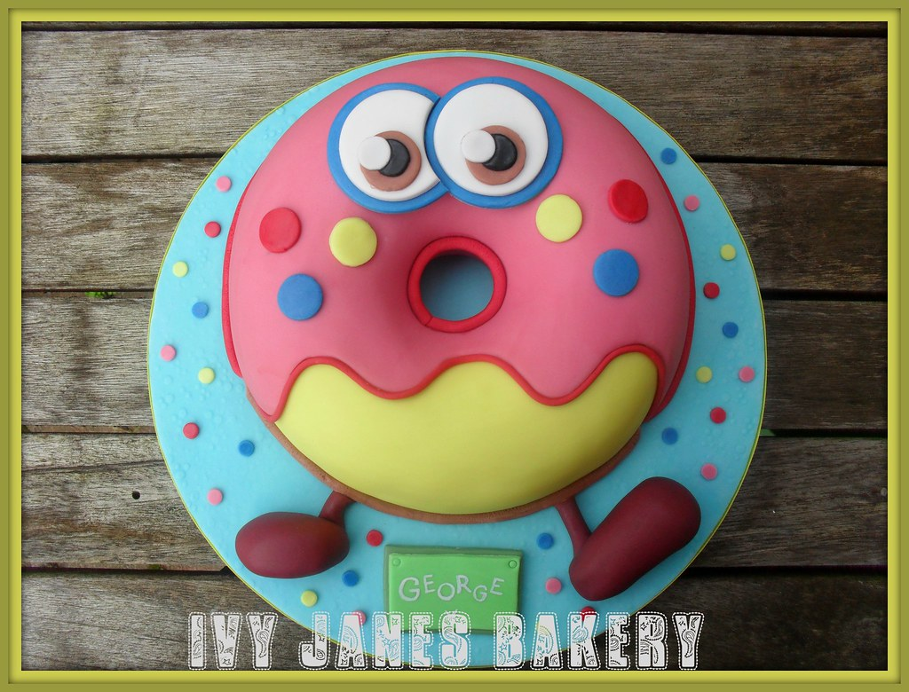MOSHI MONSTERS (ODDIE) | Happy 9th Birthday to my son, Georg ...