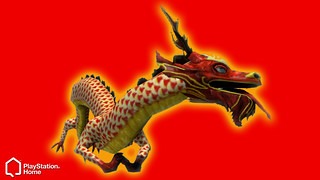 PlayStation Home: Community Quest - Chinese Dragon Companion | by PlayStation.Blog