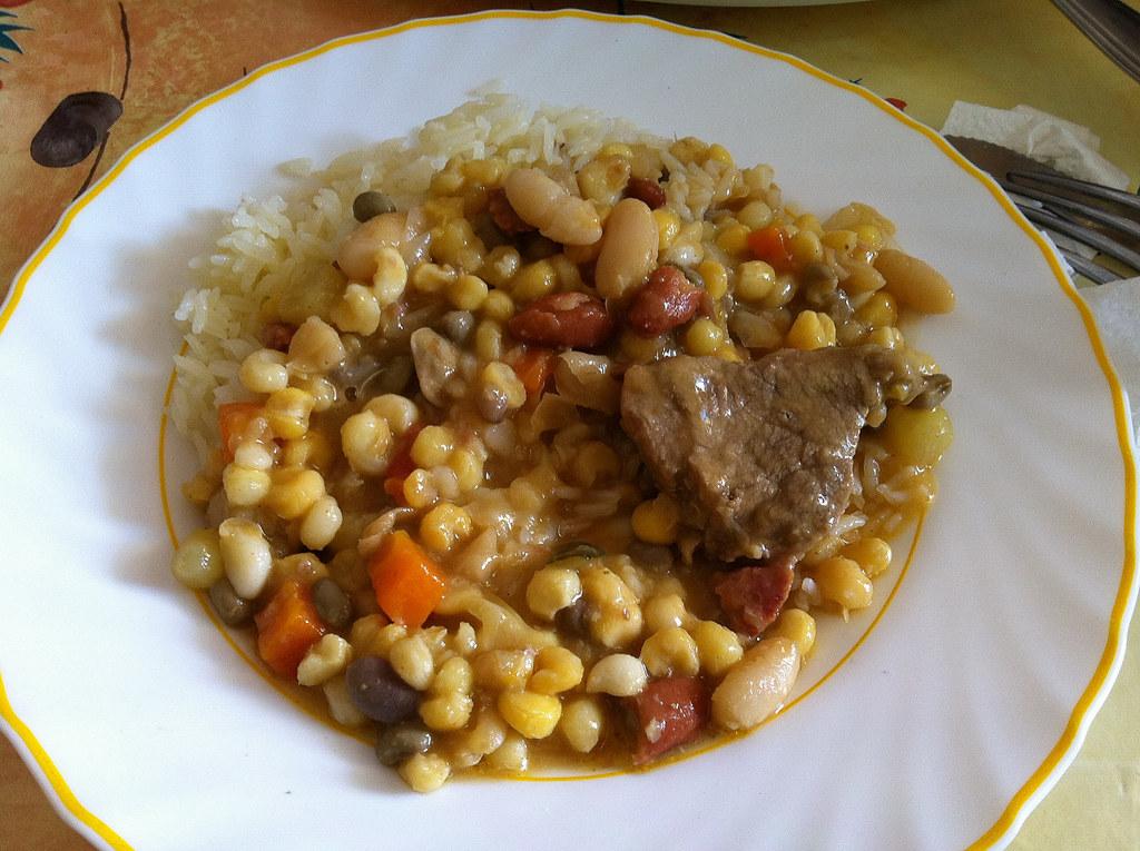 Cachupa | Kap Verde 2011 - Typisches einheimisches Essen. Se ...