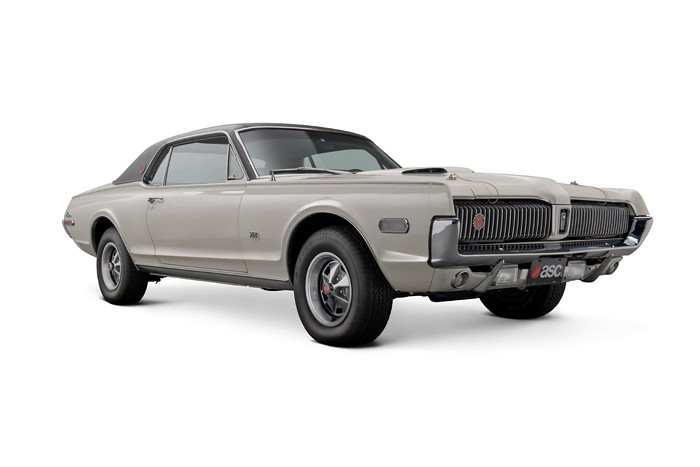 1968 mercury cougar coupe description ford motor for Ford motor company description