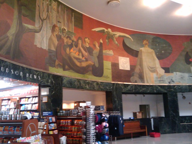 marine air terminal mural 5 flickr photo