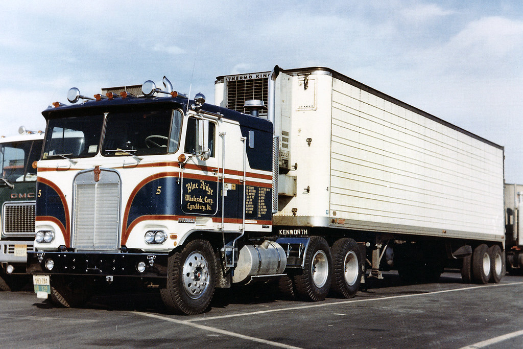 Kenworth K100 | klintan77 | Flickr