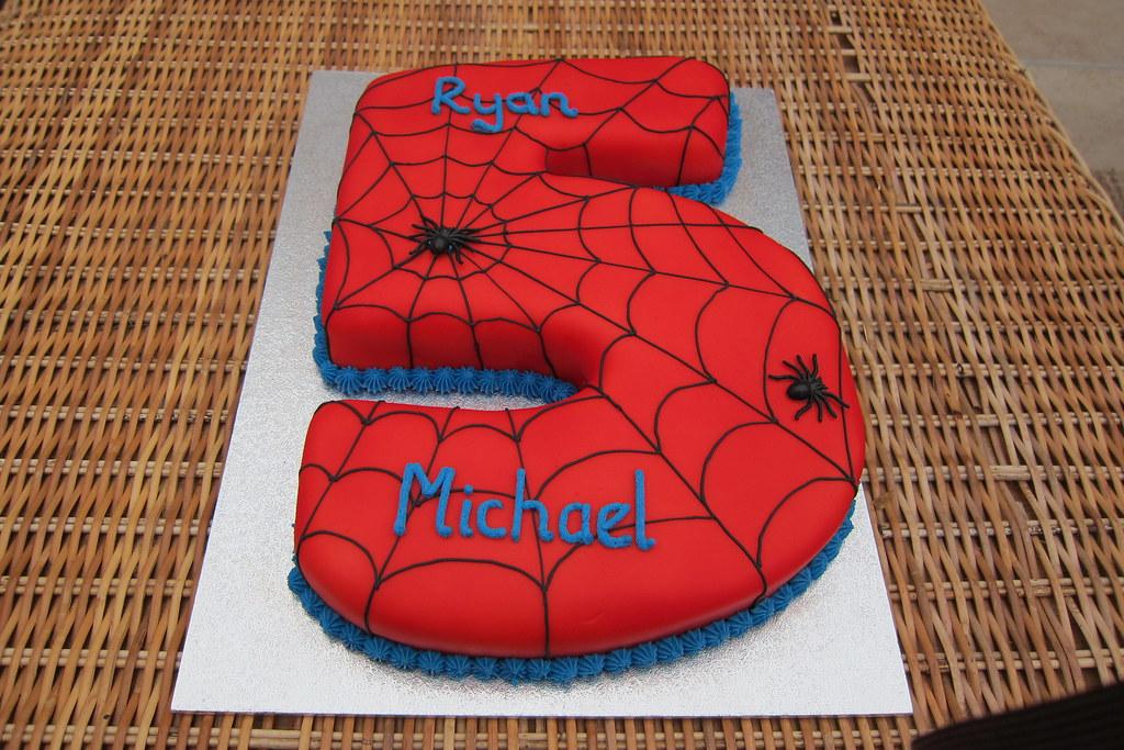 Number  Year Birthday Cake