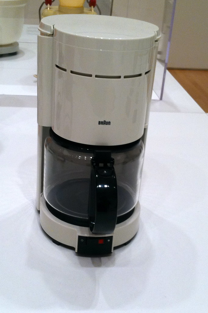 Braun Coffee Maker How To Use : Braun Coffee maker - I had this one for about 15 years!!!!? Flickr