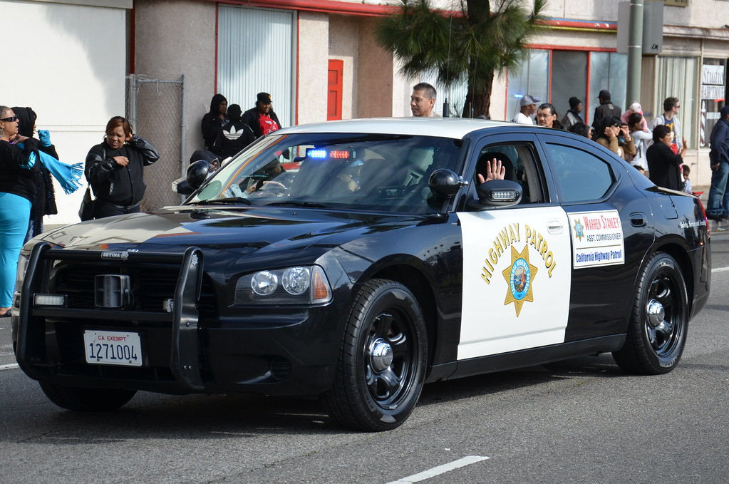 California Highway Patrol Chp Dodge Charger