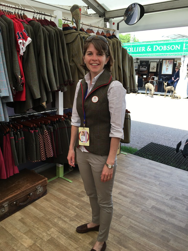 Royal Windsor Horse Show 2016 Doctor On Call And Looking