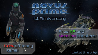 NovusPrime 1st Anniversary | by PlayStation.Blog