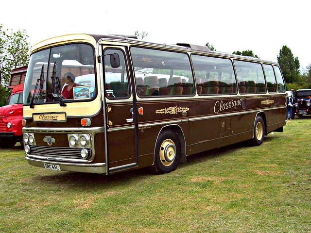 232 Leyland Leopard Coach (1973) | Flickr - Photo Sharing!