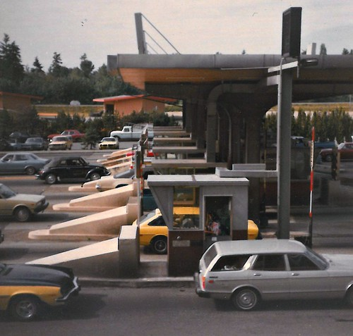 520 Toll Booth Plaza - 1979 | by KurtClark