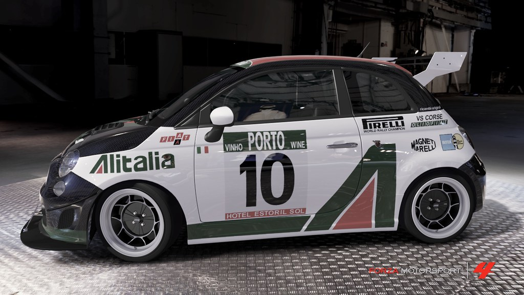 Fiat abarth 500 coming dec 10th another paint tune for for Garage fiat englos horaires