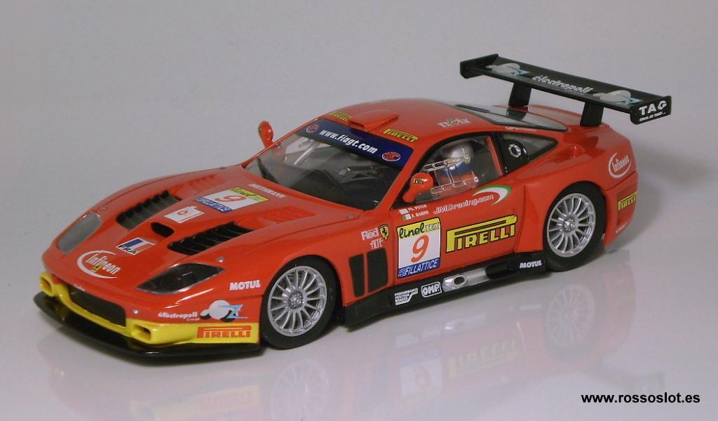 Ferrari 575 Gtc Carrera Evolution 25726 Slot Car 1 32 Rossoslot Flickr