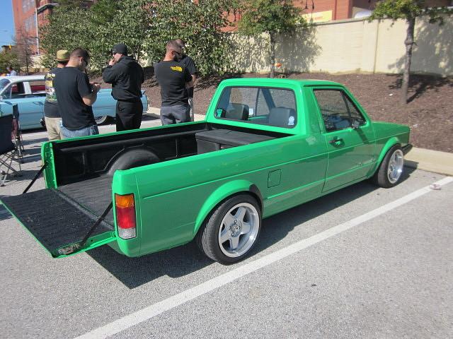 1982 Volkswagen Rabbit Pickup 2nd Annual Natty Boh Car