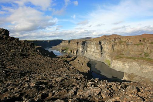 Jökulsá á Fjöllum river | Flickr - Photo Sharing!