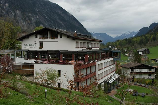 Hotel Walliserhof In Vorarlberg