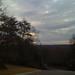 Sunrise over dolly ridge