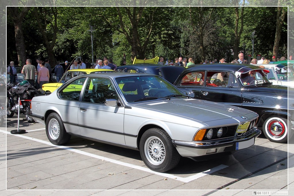 1978 BMW E24 635 CSi (01) | See more car pics on my facebook… | Flickr