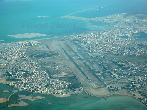 Bahrain Airport overview