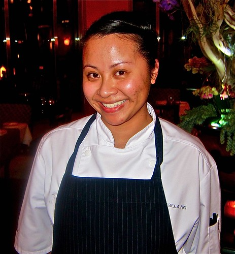 pastry chef Angela Ng | by jayweston@sbcglobal.net