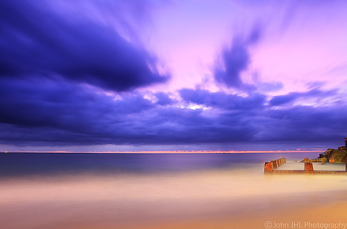 Coogee Beach sunrise | by John JHL Photography