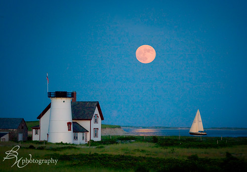 full moon sail | by betty wiley