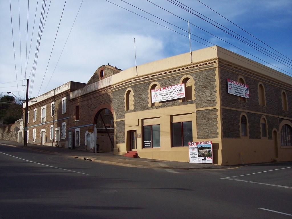 calton road facade the facade of the old james martin. Black Bedroom Furniture Sets. Home Design Ideas