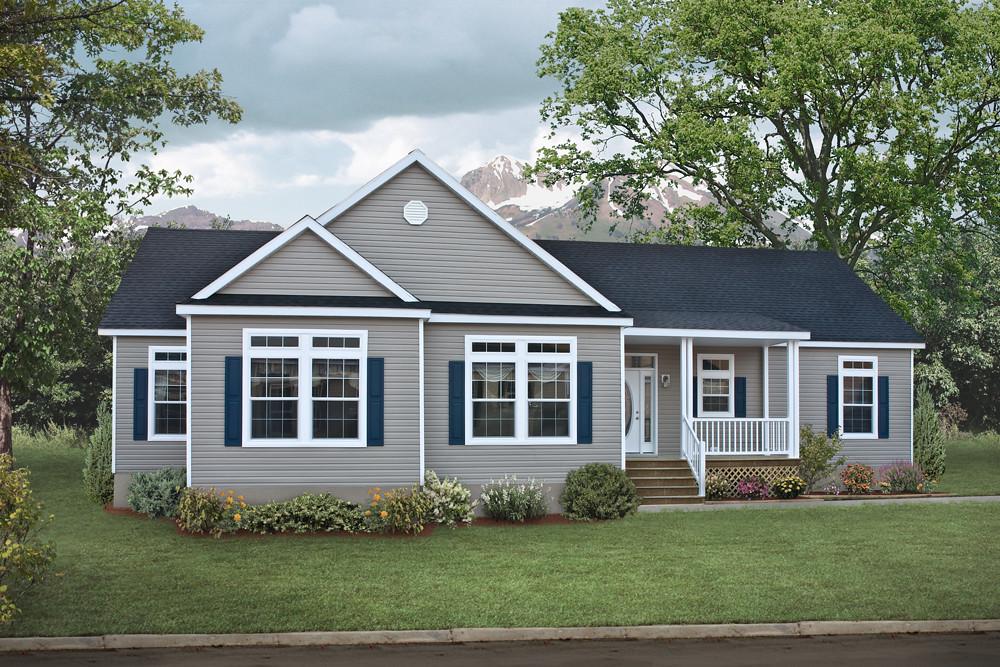 Modular home exterior champion homes flickr - Champion home exteriors glassdoor ...