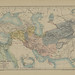 Map page of Section LXXVIII Western Asia under the Mohammadan Dynasties c.970 and c.1070 A.D from Part XV of Historical atlas of modern Europe from the decline of the Roman empire : comprising also maps of parts of Asia and of the New world connected with