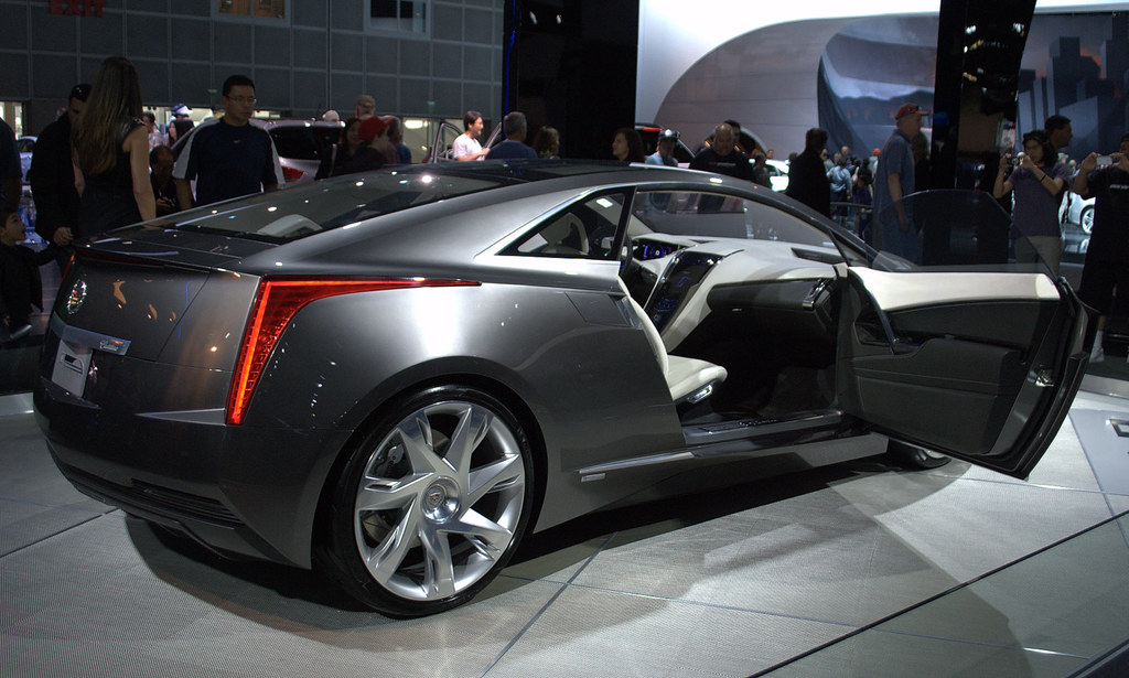 Cadillac Cts Coupe Race Car