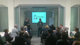 Software in Brussels - Joe Wilson Debate
