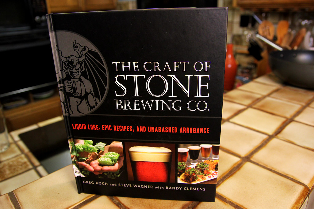 The Craft Of Stone Brewing Co By Greg Koch And Steve Wagn Flickr