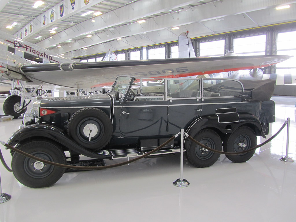 Mercedes Benz Model G4 Offener Touring Wagon 1939 Flickr