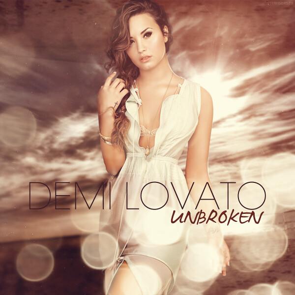 Demi lovato new album cover