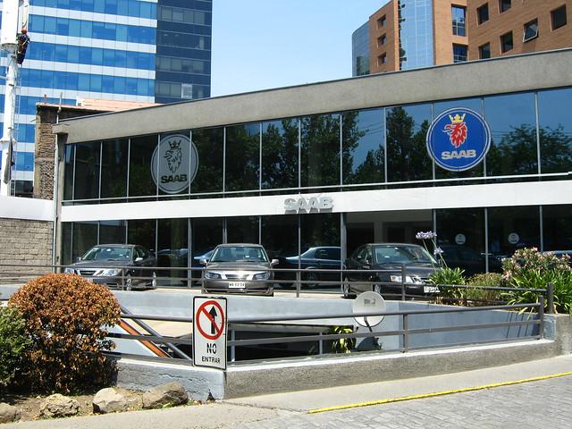 Saab Automotriz Nordica Costanera Santiago, Chile