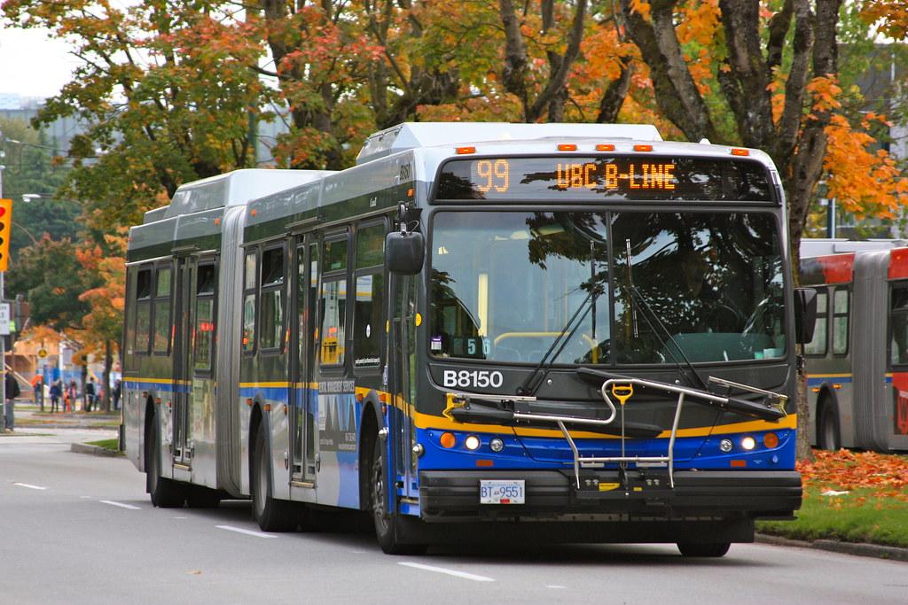 8150 99 UBC B Line