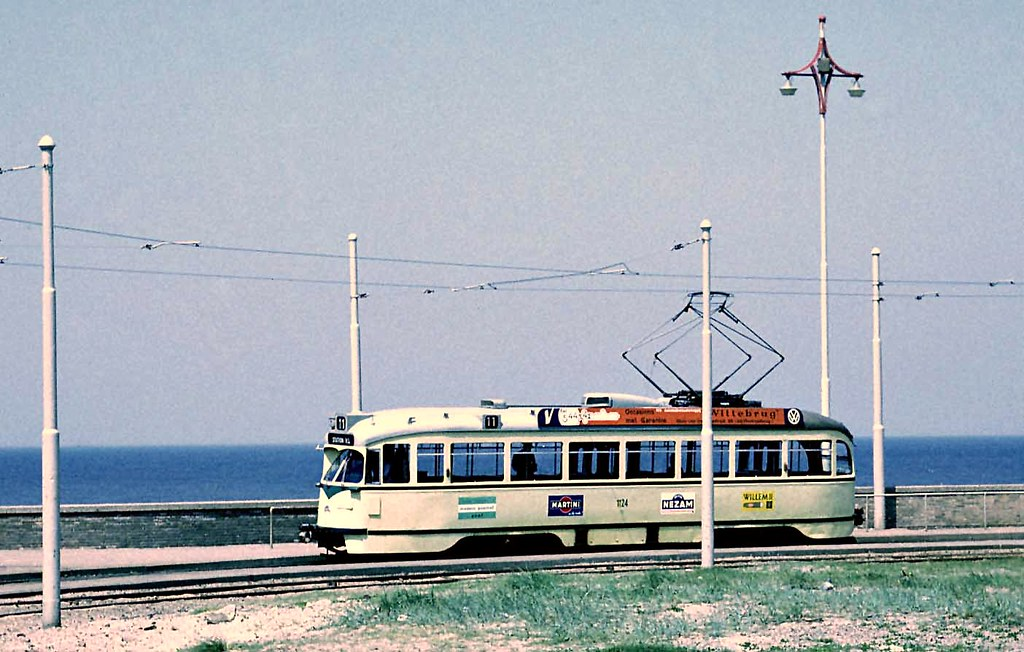 Htm den haag pcc car 1124 at scheveningen haven on route for Auto interieur reinigen den haag